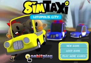 Games Sim Taxi Lotopolis City Unblocked
