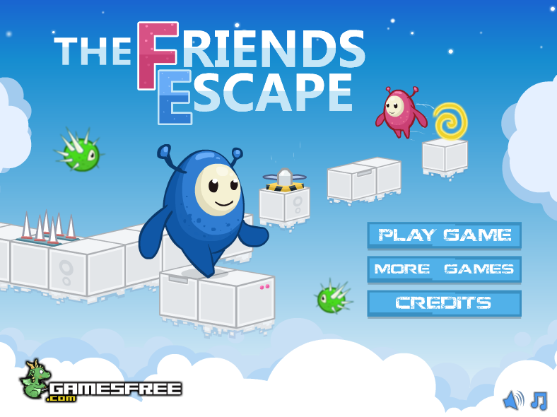 Games the friends escape unblocked unblocked games 77